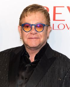 Pin for Later: 22 Celebrities You Didn't Know Were Only Children Elton John