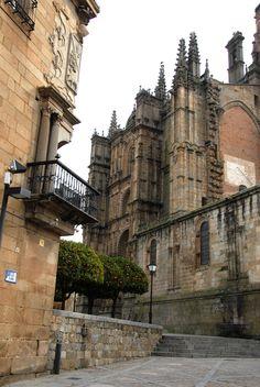Plasencia | Casco antiguo Catedral, Cáceres Spain