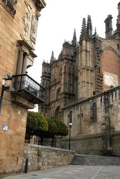 Plasencia | Casco antiguo Catedral, Cáceres Spain