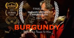 Burgundy: People with a Passion for Wine has been selected as a finalist at the Miami IndustryBOOST2017 😍  See it now! http://bit.ly/2sPD7FY