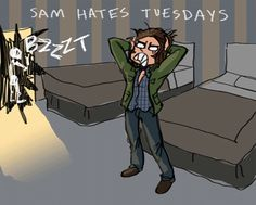 gif whatistimespacecontinuum:    lousysharkbutt:    gabe is such a little shit  (little tiny shit)  (gabe come back i miss u)