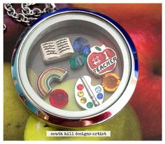 "At SHD we believe in making YOU the Designer of your own custom made personalized locket. Our lockets feature interchangeable charms in magnetic lockets that can open! Each locket tells a story of the woman who wears it... Pls LIKE our page on Facebook for other locket ideas, as well as special promotions. www.FaceBook.com/SouthHillDesignsVancouver or go to www.SouthHillDesigns.com/FamilyNco to create your own ""STORY"" today..."