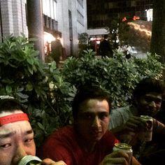 有楽町で戯れる笑 by hide112420