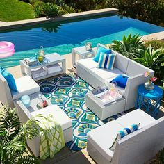Perfect outside paradise! (Look for at Pier One)