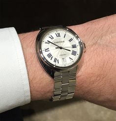 Clé de Cartier in white gold   Time and Watches