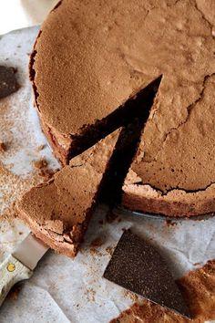 My Recipes, Sweet Recipes, Baking Recipes, Cake Recipes, Dessert Recipes, Chocolate Sin Gluten, Chocolate Fudge Cake, Food C, Love Food