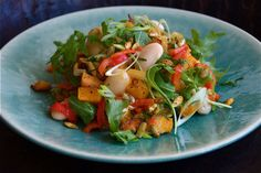 Autumn - Veggie Vegan on Pinterest | Yotam Ottolenghi, Green Kitchen ...