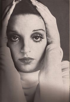 Richard Avedon - Liza Minelli, 1974