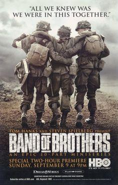 band of brothers movie summary