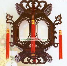 chinese palace lanterns | ... Chinese Traditional Hand Made Palace Lantern, Painted Ceiling Lantern