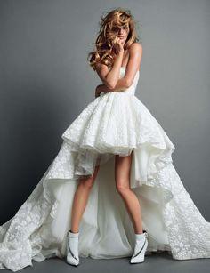 november rain wedding dress - Google Search