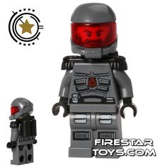 LEGO Space Police Mini Figure - Space Police 3 Officer 12