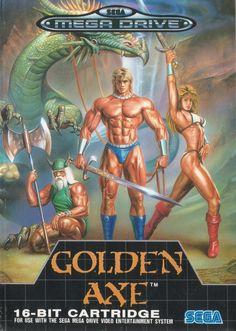 Golden Axe (1989)
