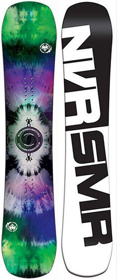 Never Summer Funslinger Snowboard - Men's Snowboards - Men's Snowboarding - Winter 205/2016 - Christy Sports