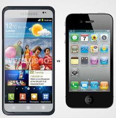Samsung Galaxy S 3 Vs iPhone 4S [Detail Comparison]