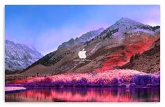 This HD wallpaper is about FoMef - macOS High Sierra Purble, Apple logo, Computers, water, Original wallpaper dimensions is file size is Macbook Desktop, Hd Desktop, Cool Wallpapers For Mac, Imac Wallpaper, Home Remedies For Fleas, Apple Logo, Original Wallpaper, Background Pictures, Hd Images