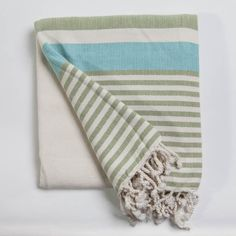 The perfect towel to give to the man in your life. Turkish Towels, Gifts For Him, Aqua, Life, Collection, Water