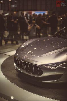 Cars - Maserati Alfieri - daniphotodesign.com