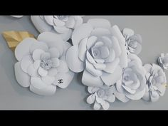 This video shows how to make an Anyone Can Craft flower design called Antonia…
