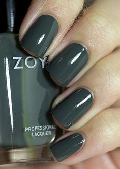 Zoya Evvie: The perfect fall color!