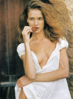 Natalia Vodianova - Inspiration for Photography Midwest - photographymidwest.com