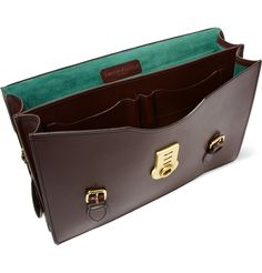 Swaine Adeney Brigg - Westminster Leather Briefcase