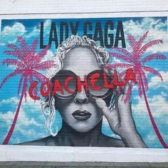 "634 Likes, 8 Comments - Lady Gaga News & Updates (@monster4lifenews) on Instagram: ""NEW PHOTO - Lady Gaga at Coachella promotion spotted! (3/30/17) #ladygaga #lady #gaga #new #news…"""