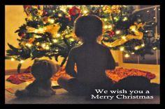 Christmas 2011.  Christmas Photo Card.