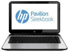 Notebook HP Pavilion 14 b110us 14 Inch Sleekbook Silver #Notebook #HP