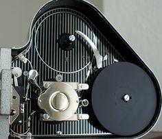 Pathe webo M 16mm film camera c.1953