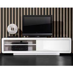 photo promotion 22 meuble tl blanc laqu erica ancien prix 48900 - Meuble Tv Blanc Ancien