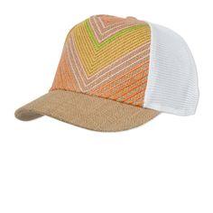 prAna Miss Dixie Trucker Hat $36 #new