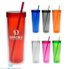 Double Wall Aria Tumbler | 16 oz #travelmugs #waterbottles
