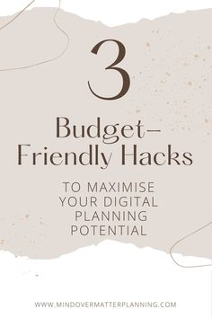 These 3 tips tell you how to maximise your digital planning and get the most out of it, without breaking the bank. Bullet Journal For Beginners, Bullet Journal Hacks, Bullet Journal How To Start A, Bullet Journal Layout, Bullet Journal Inspiration, Bullet Journals, Mind Over Matter, Goal Planning, Free Printable Worksheets