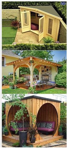 Shed DIY - Backyard structure Now You Can Build ANY Shed In A Weekend Even If You've Zero Woodworking Experience!