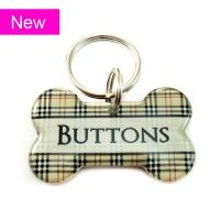 Love these dog tags from Happy Tags, www.happy-tags.com