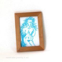 Blue Velvet by Yifat Bareket on Etsy