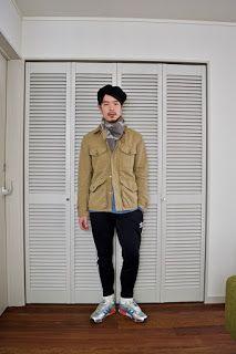 Y's Wardrobe: [nonnative adidas]春カラーで春を先取り!