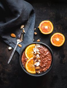 Tahini, Acai Bowl, Smoothies, Breakfast, Food, Acai Berry Bowl, Smoothie, Morning Coffee, Essen