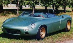 1963 Fissore DeTomaso Vallelunga Spyder