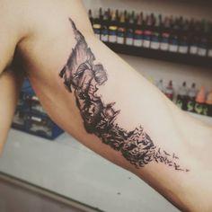 joker tattoo Comic Tattoo, Tattoos, Dc Comics, Joker, Tatuajes, Tattoo, The Joker, Jokers, Comedians