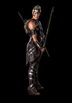 General Antiope - Wonder Woman