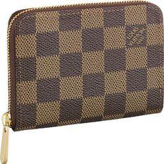 71c76ba9f2ed Zippy Coin Purse in Damier  365 - LOUIS VUITTON Louis Vuitton Handbags