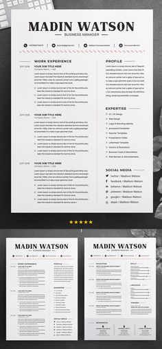 33 best perfect resume examples images in 2019