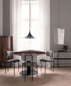 Gubi 2.0 Dining Table round - ronde tafel