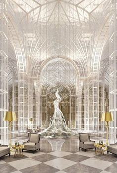 Luxury Foyer/Entrance⭐️