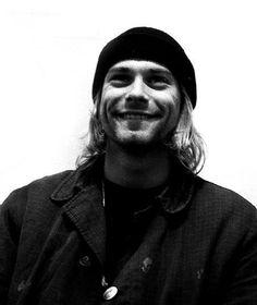 Kurt Cobain, Bristol, November 4, 1991 :)