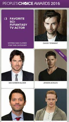yay!!! Jensen