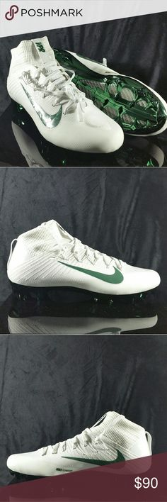 Nike Vapor Untouchable 2 cleats NWOB never worn.  Retail purchase. Nike Shoes Athletic Shoes