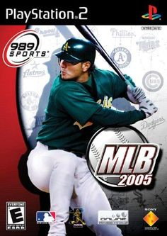 Oh Happy day there is something new MLB 2005 Sony Pla.... Check it out http://the-gamers-edge-inc.myshopify.com/products/mlb-2005-sony-playstation-2-ps2-video-game?utm_campaign=social_autopilot&utm_source=pin&utm_medium=pin now. #gamersedgeocala